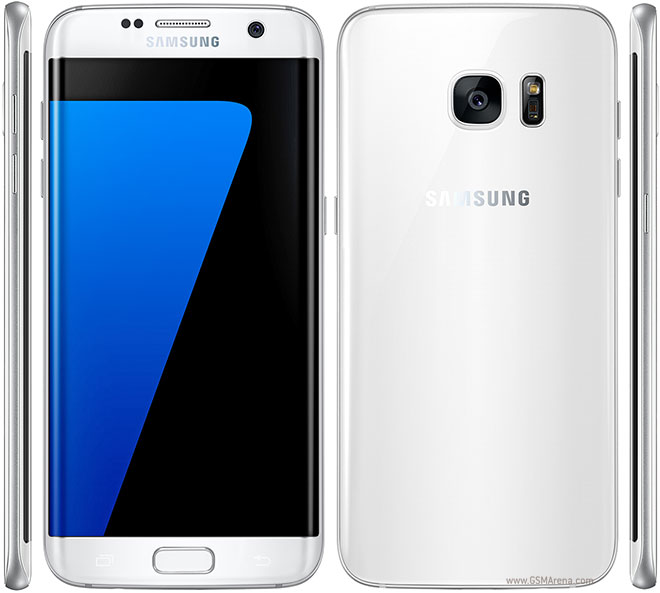 Samsung Galaxy S7 EDGE SM-G935F White