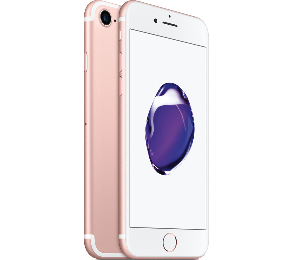 Apple iPhone 7,Rose Gold,32GB