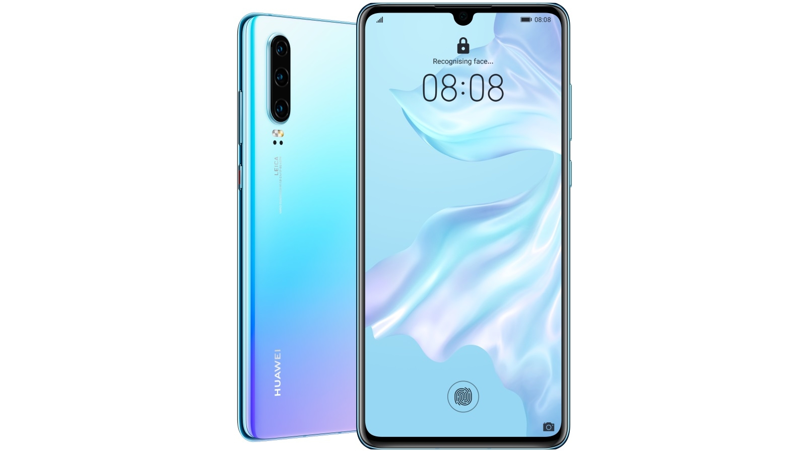 Huawei P30, ELE-L29, Breathing Crystal+BLUETOOTH ГОВОРИТЕЛ HUAWEI CM-51